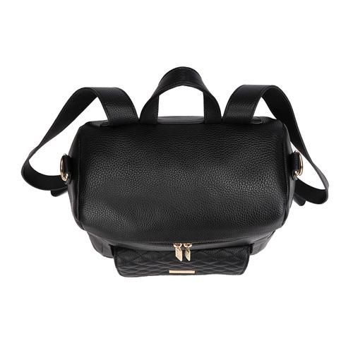 e6f9e086ce613 Monaco Diaper Bag Ebony Black
