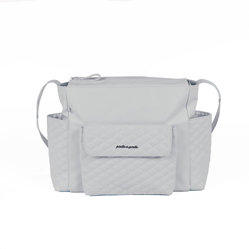 Pasito a Pasito Diaper Bag Ines Grey