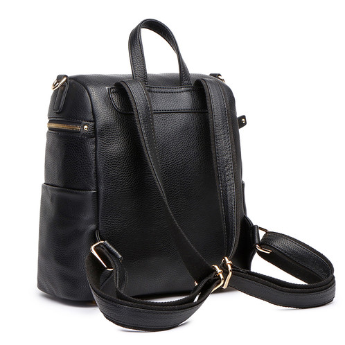 38f4d02843dc8 Designed in Los Angeles, the Petit Monaco Diaper Bag is crafted with  premium faux vegan leather and features a distinctive quilted texture front  pouch with ...