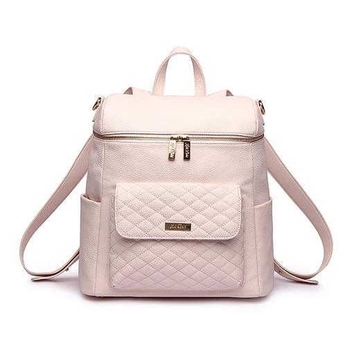 Monaco Diaper Bag Pastel Pink