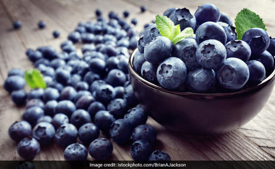 Blueberries - The 'A' Star Ingredient in RESERVE™