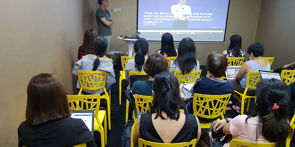 INSIGHTS OF GLOBAL C-COMMERCE BUSINESS (PHILIPPINES - MAKATI)