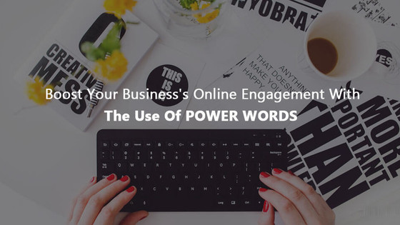 88 Compelling Words and Phrases to Prompt Website Visitors into Action [Info-graphic]