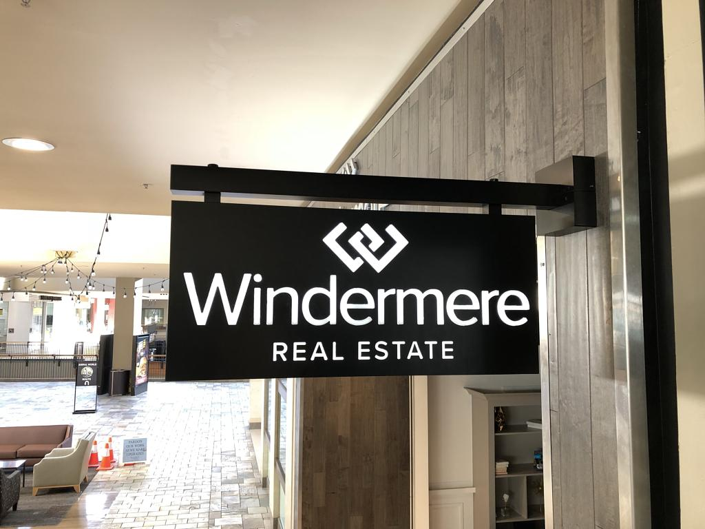 WINDERMERE REAL ESTATE SIGN