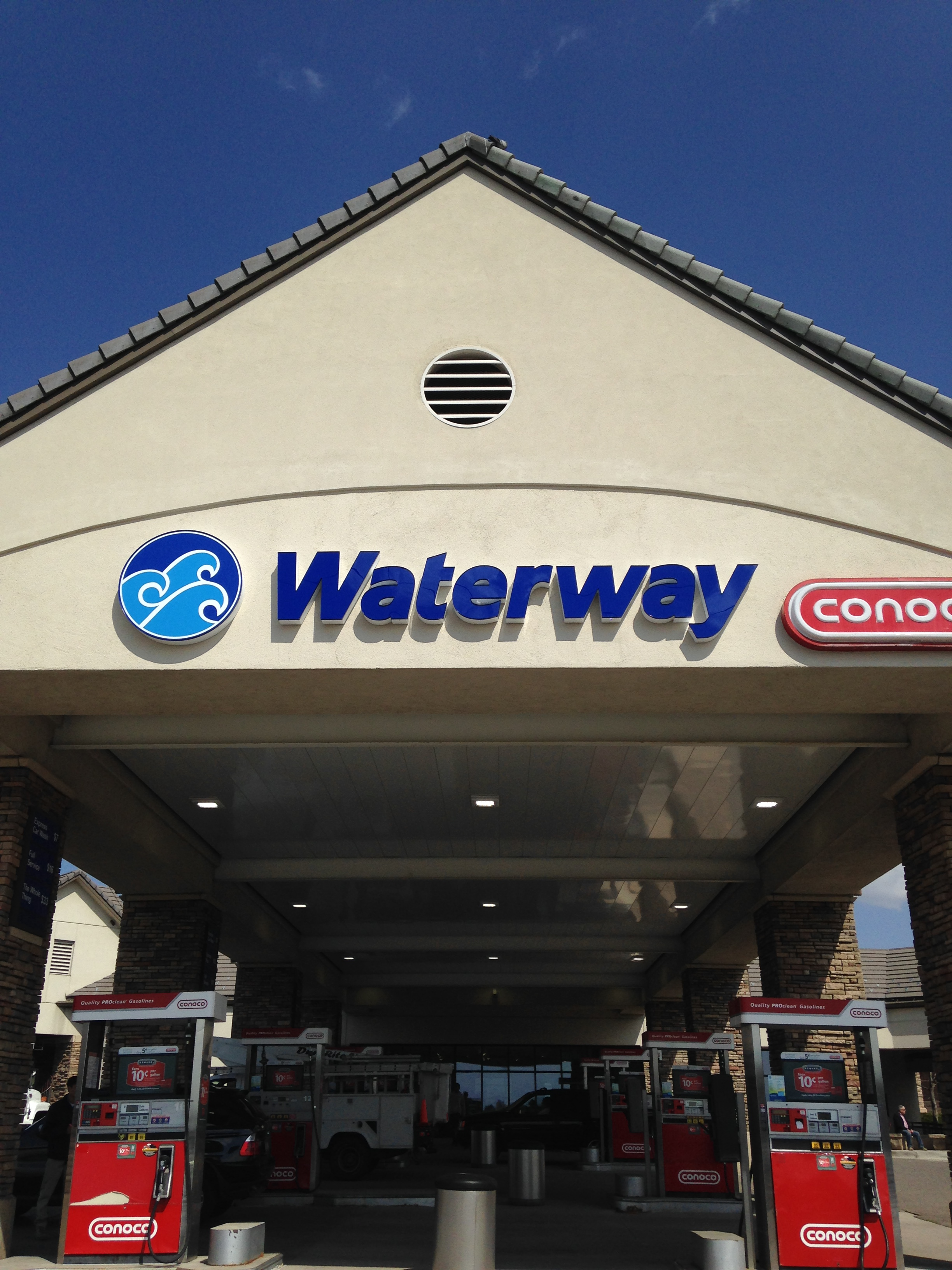 WATERWAY CAR WASH DENVER