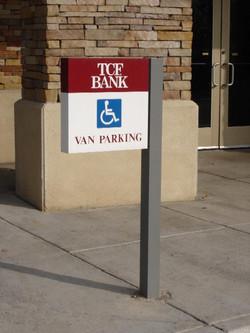 tcf-bank-handicap-parking-sign