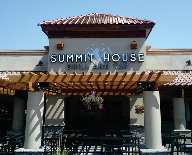 Summit-House