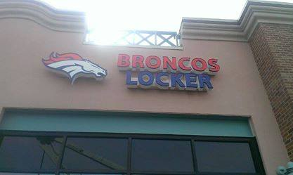Broncos-Locker