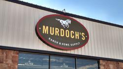 MURDOCH'S SIGN COLORADO