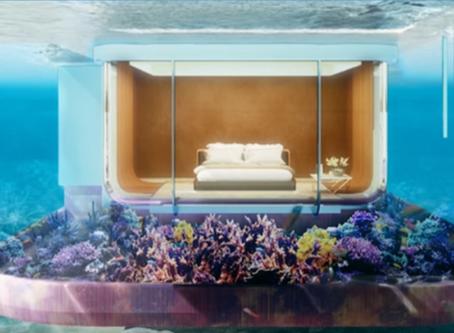 Les péniches / habitats flottants de rêve...