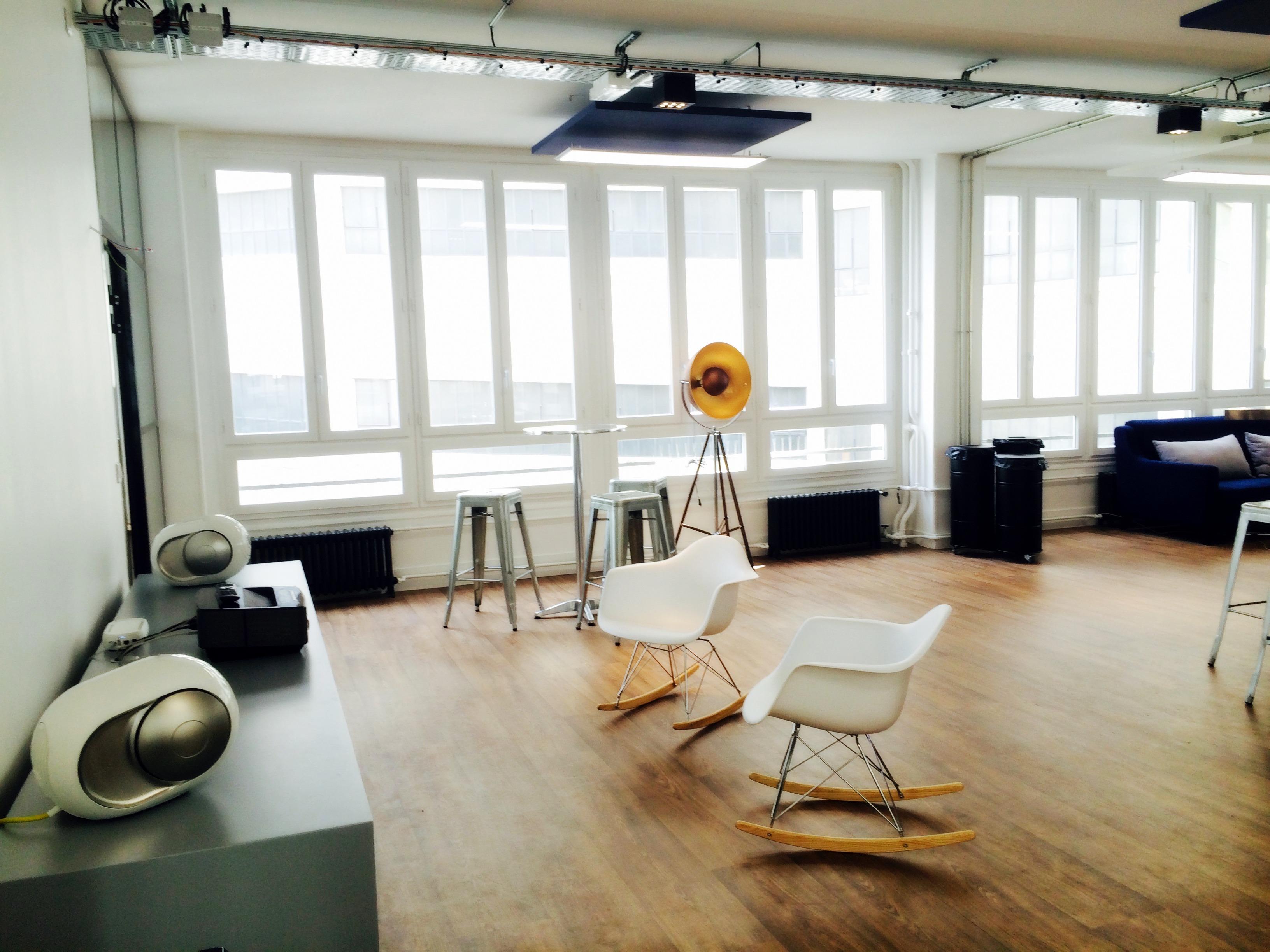 Bureau Espace lounge Atelier2c.fr