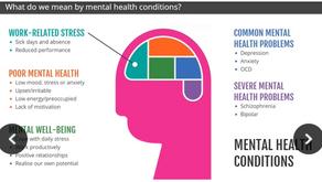 Pandemics: Mental Health