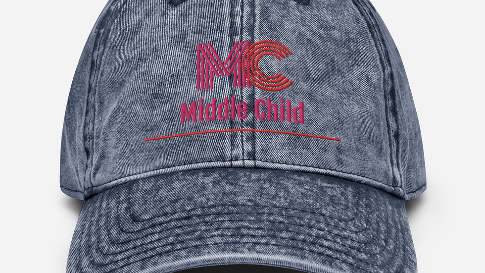 Middle Child Hand-Me-Down Cap