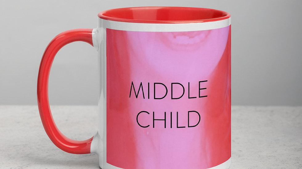 Middle Child Boss Lady Mugs