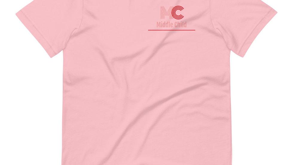UniSexy Middle Child Color Logo Shirt
