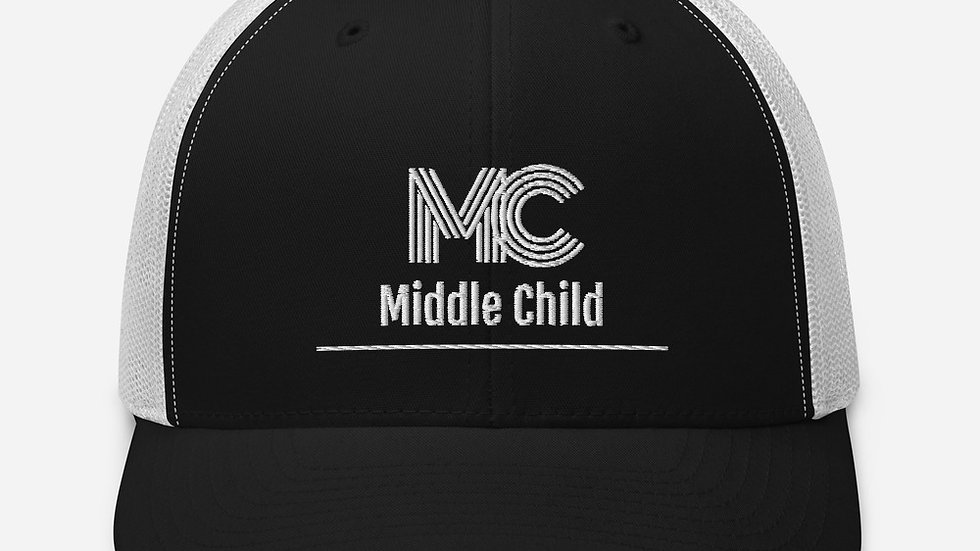 The Truckin' Middle Child Hat