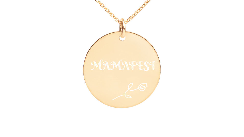 Middle Child Mamafest Necklace