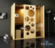 Fabricación de sauna - Instalación de saunas