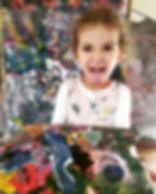taller de arte infantil, para chicos a puro rock!