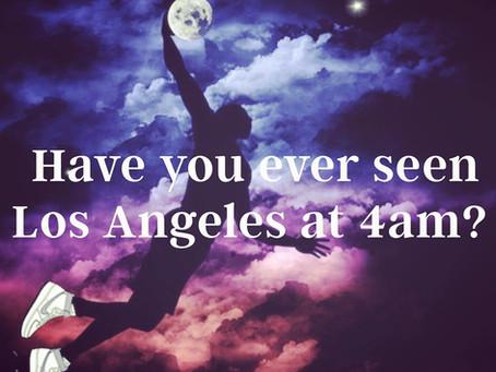 你有看過清晨4時的洛杉磯嗎?- 高比拜仁
