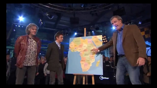 TOP GEAR: AFRICA SPECIAL - Producer