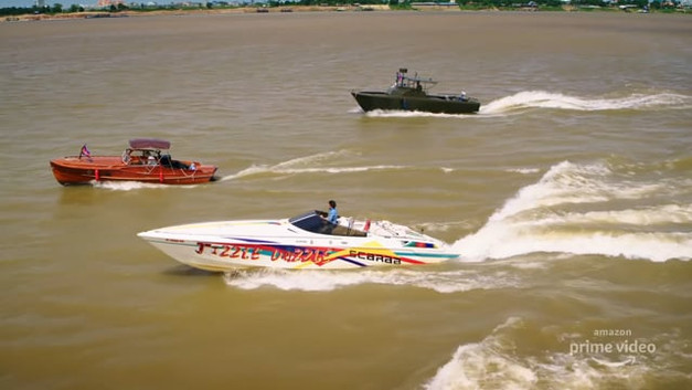 GRAND TOUR: MEKONG SPECIAL - Series Producer