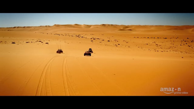 GRAND TOUR: NAMIBIA SPECIAL - Senior Producer