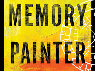 The Memory Painter by Gwendolyn Womack: Unlocking past lives with art and drugs