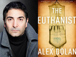 The Euthanist Audiobook is Available