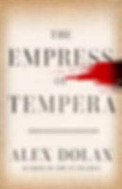 Alex Dolan Empress of Tempera