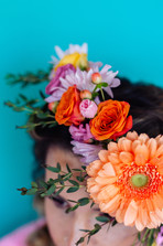 Floral Crowns by Deliciously Ordinary