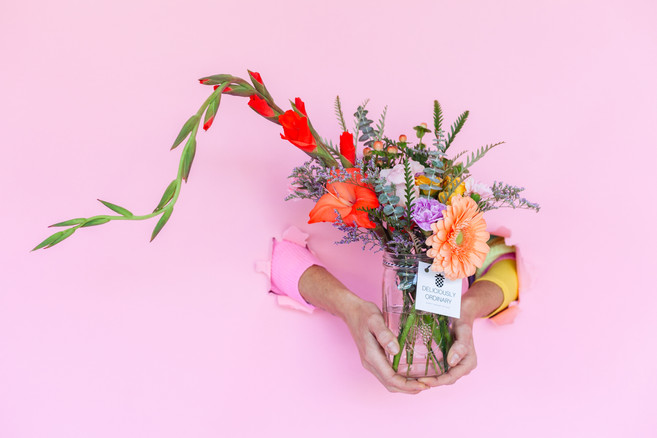 Floral Arrangements by Deliciously Ordinary
