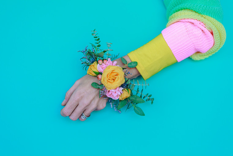 Corsages by Deliciously Ordinary