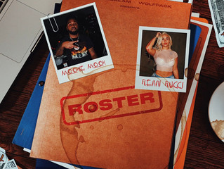 """Philly-Native Artist Mookie Mook Releases Official Music Video """"Roster"""" Ft. Renni Rucci"""