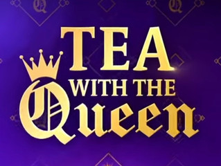 """15-Year-Old Content Creator Queen Khamyra Hosts New Talk Show """"Tea With The Queen"""" Via Facebook"""