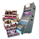 Fotocabina Interactiva Photo Booth Rasgo