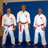 Maurice, Sensei, Gilles