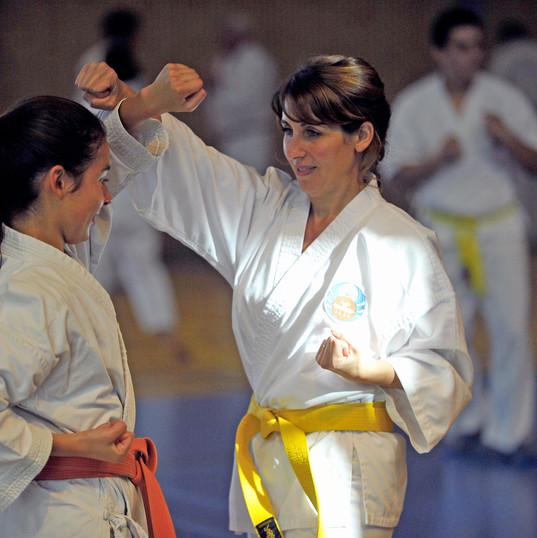 Les Filles aussi Oshukai Karate