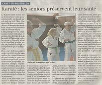 Vieillir autrement avec le Karate Santé Senior et Oshukai 66