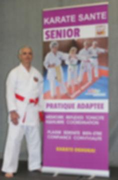 Gilles MEHARD et Le Karate Senior.JPG