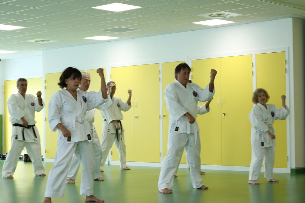 Mémorisation de mouvements, coordination