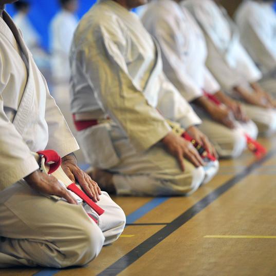 Karate Traditionnel Cérémonial