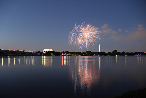 Fourth of July on the Potomac