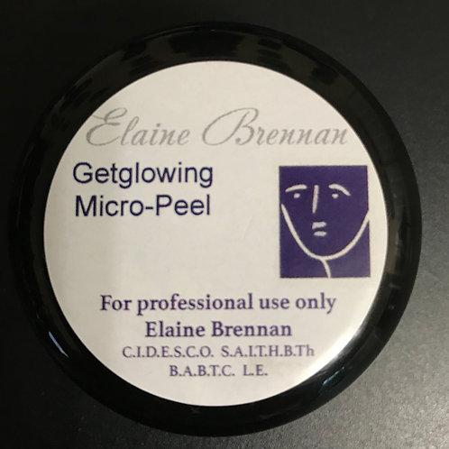 Elaine Brennan GetGlowing Micro-Peel