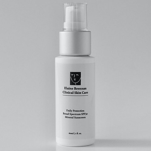 Daily Protection Broad Spectrum SPF30 Mineral Sunscreen