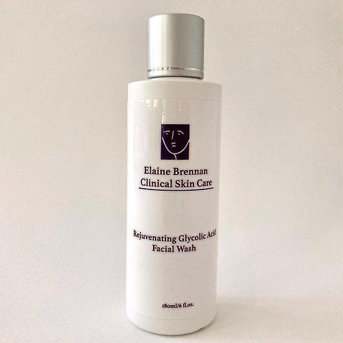 Rejuvenating Glycolic Acid Facial Wash