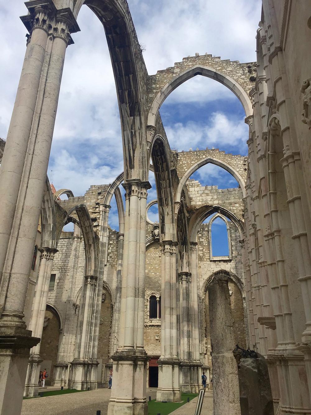 Igreja do Carmo Arches