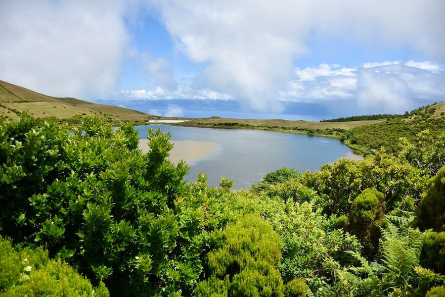 Lagoa do Caiado, Pico, Azores