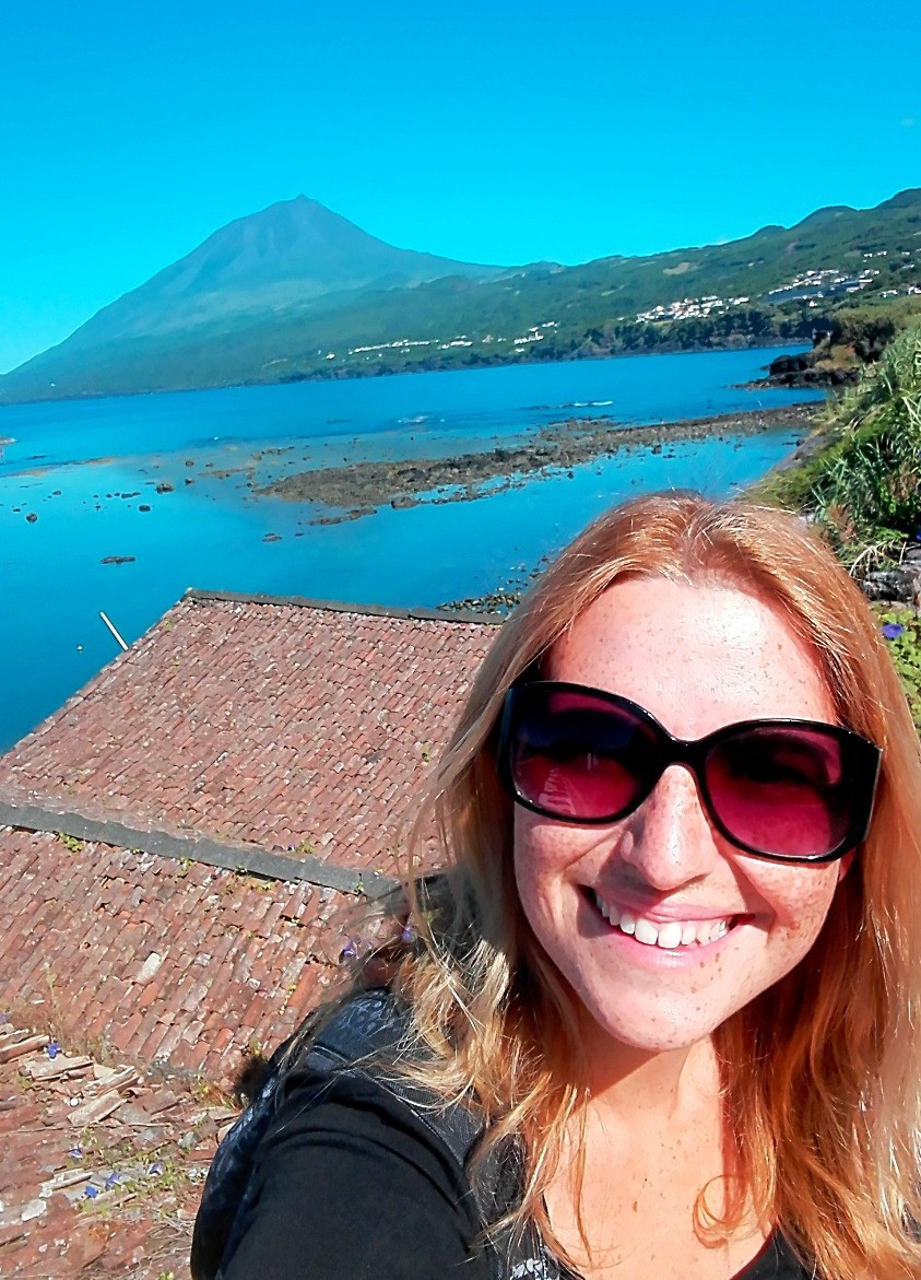 Meet Helena, our local guide to Pico!