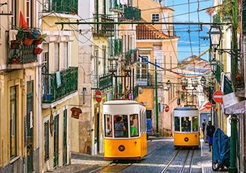 Lisbon streets puzzle